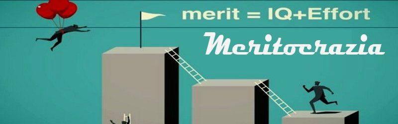 cosa è la meritocrazia