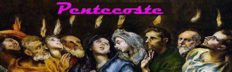 storia della domenica di pentecoste