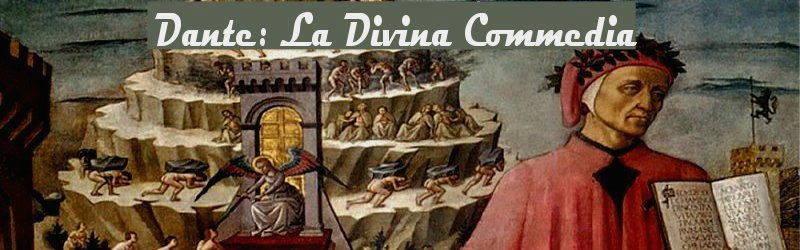 Canti divina commedia di dante alighieri