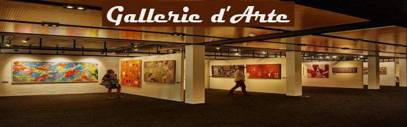 gallerie arte