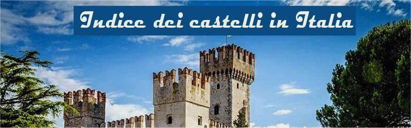 Indice castelli in Italia