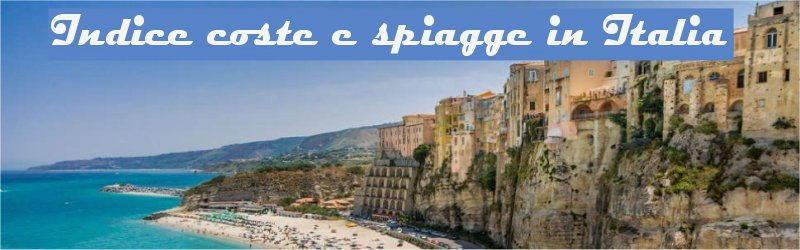 Indice coste e spiagge in Italia