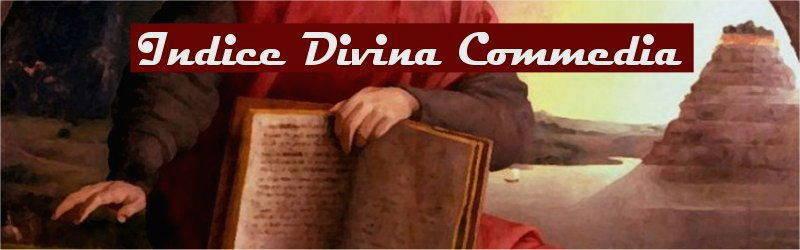 Indice divina commedia