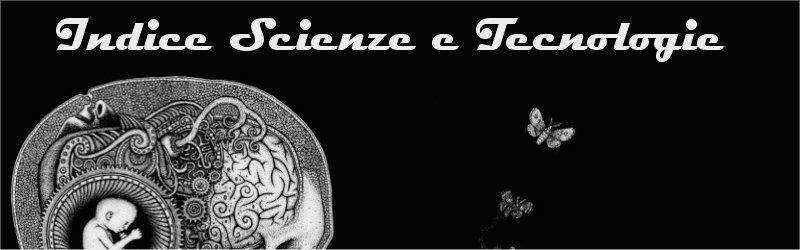 Indice scienze e tecnologie