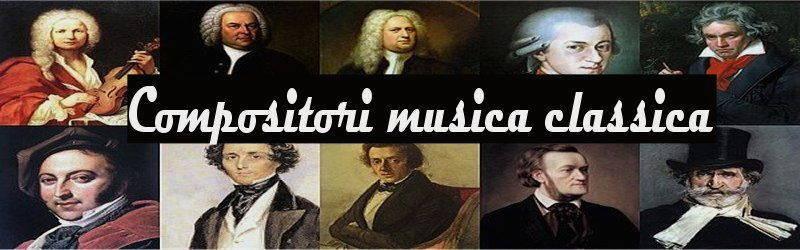 compositori di musica classica
