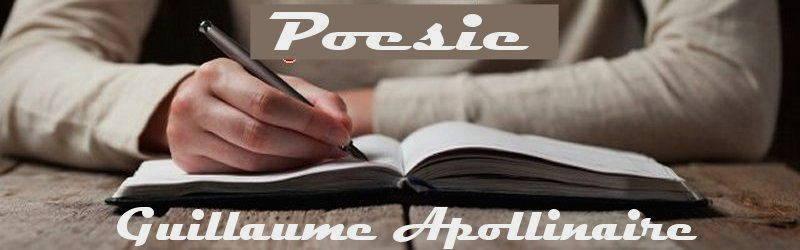 poesie e poeti italiani e stranieri Guillaume Apollinaire