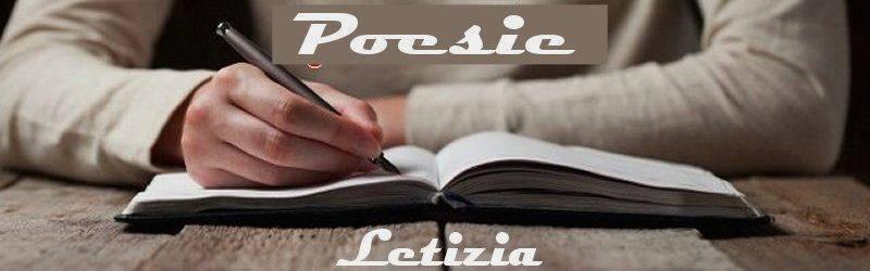 poesie e poeti italiani e stranieri Letizia
