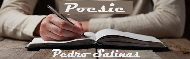 poesie e poeti italiani e stranieri Pedro Salinas