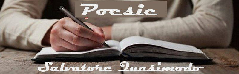 poesie e poeti italiani e stranieri Salvatore Quasimodo