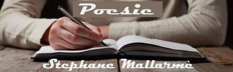 poesie e poeti italiani e stranieri Stephane Mallarme