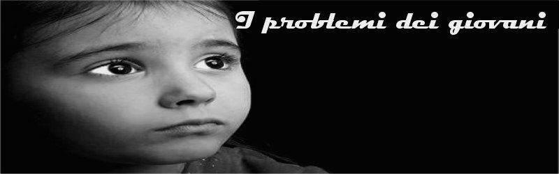 problemi dei giovani