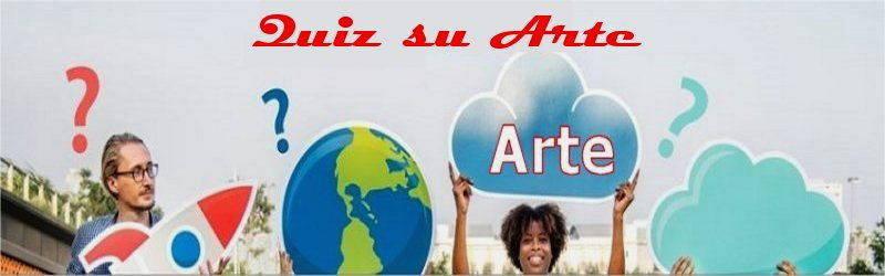 quiz su arte