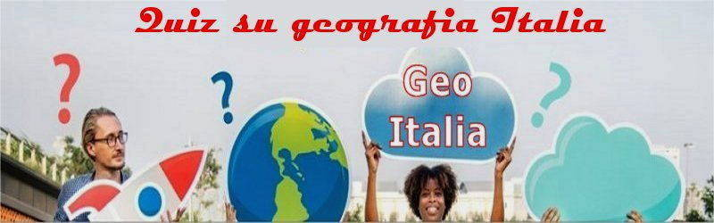 quiz geografia italiana