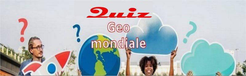 quiz geografia mondiale