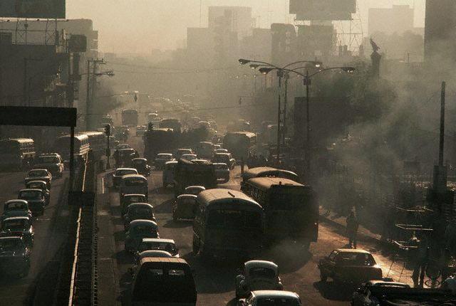 inquinamento prodotto da attivita umana