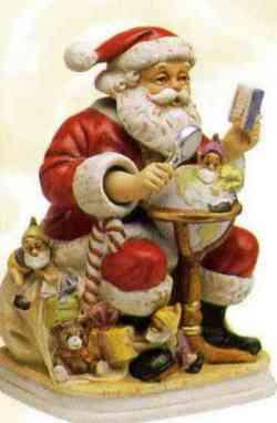Santa Claus, babbo Natale