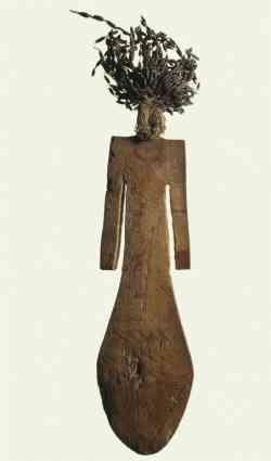 Bambola dell'antico Egitto