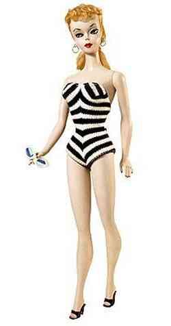 La storia delle bambole: la prima Barbie