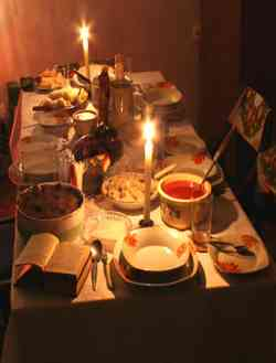 Capodanno a tavola