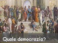 Democrazia formale e democrazia sostanziale