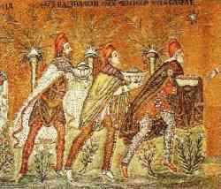 Epifania - Antica rappresentazione dei Re Magi