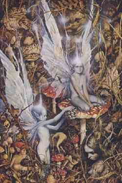 Fate: illustrazione di Brian Froud