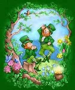 Leprecauno: Folletto Irlandese