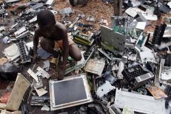 Ghana rifiuti elettronici