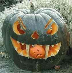 Costume - Halloween La zucca di Halloween 7c1da4730428