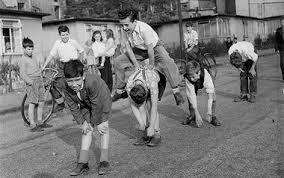 giochi anni cinquanta