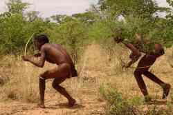 La caccia dei primitivi