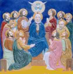 Domenica di Pentecoste - Discesa dello Spirito Santo