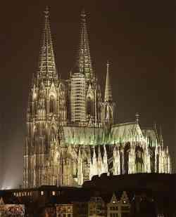 Reliquie dei Re Magi - Basilica di Colonia