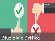 giudizio e critica
