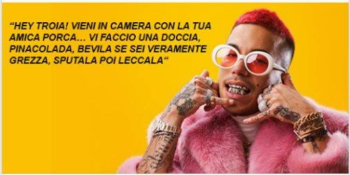 cartelli volgari nelle strade d italia