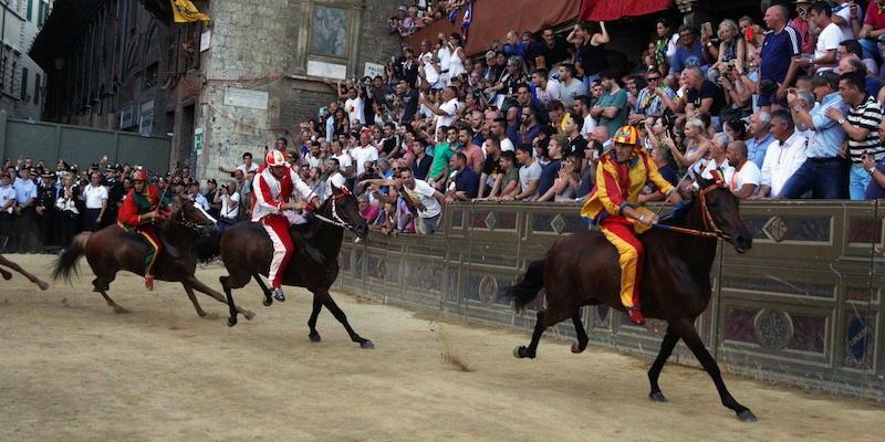 Palio dell'Assunta a Siena
