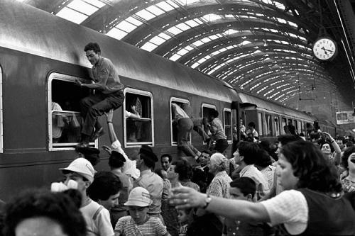 Treni di Ferragosto