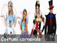 Costumi originali di carnevale