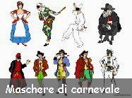 Maschere italiane