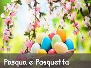 La santa Pasqua storia e descrizione