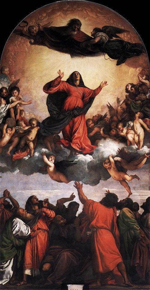 Immacolata Assunzione di Tiziano