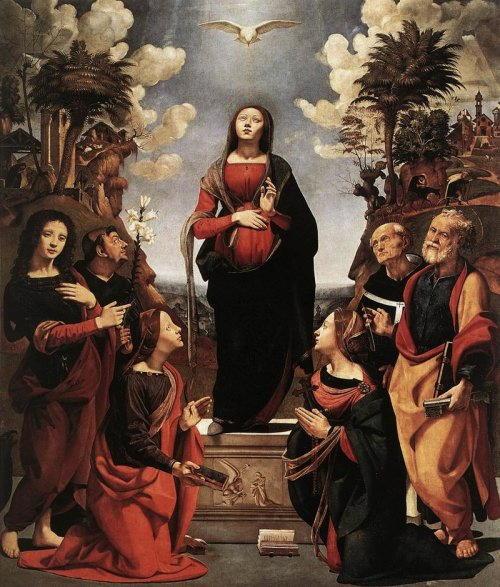 Immacolata di Piero di Cosimo