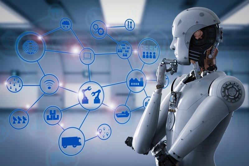 automazione e robot contro lavoro umano