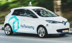 Taxi a guida autonoma senza guidatore