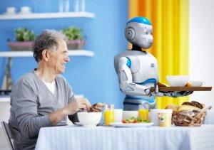 Badante robot