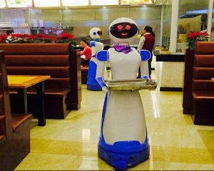Cameriera robot