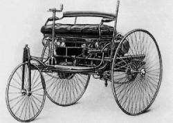 Prima automobile senza cavalli