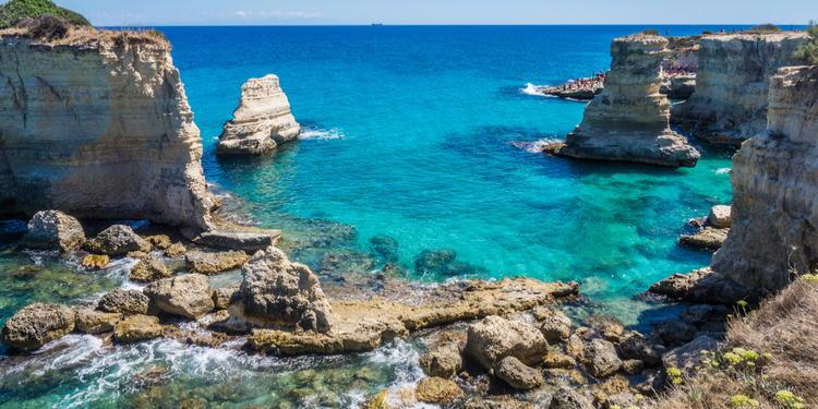 Spiagge del Salento e vacanze economiche