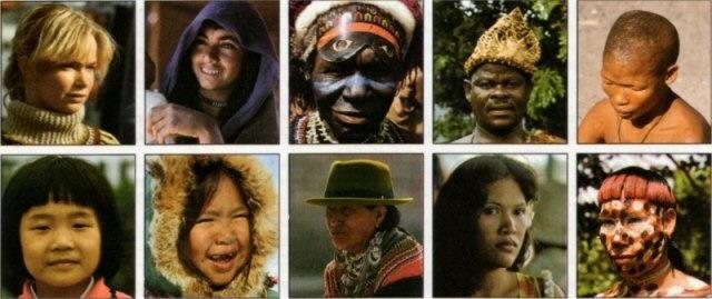 razzismo istintivo razze umane