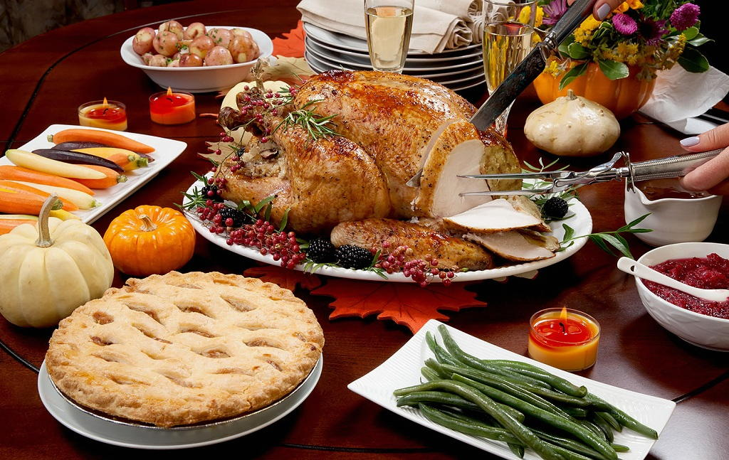 Pranzo del giorno del ringraziamento
